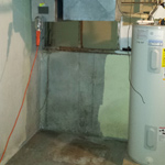 Heating and Air Conditioning system removal