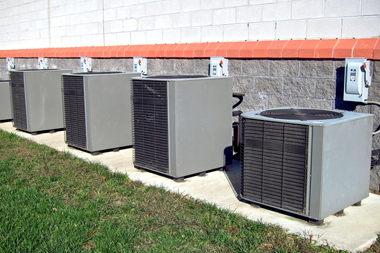 Ellis Heating & Air Conditioning Commercial services